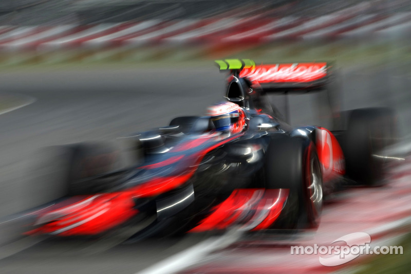 GP do Canadá, 2011 - Jenson Button