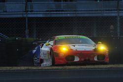 #62 CRS Racing Ferrari F430: Pierre Ehret, Shaun Lynn, Roger Wills