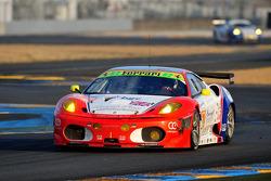 #62 CRS Racing Ferrari F430: Пьер Эхрет, Шон Линн, Роджер Уиллс