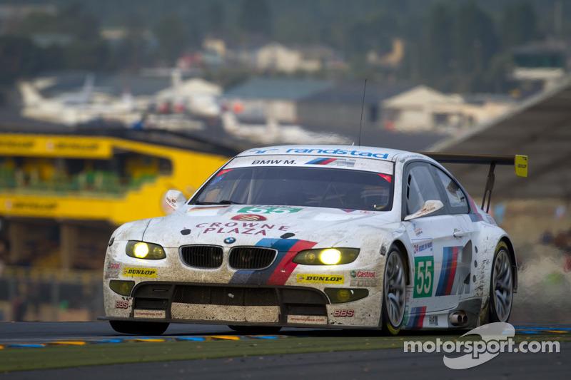 2009 BMW M3 GT2