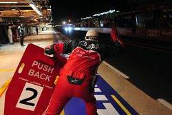 Марсель Фесслер, Андре Лоттерер, Бенуа Трелюйе, Audi Sport Team Joest, Audi R18 TDI (№2)