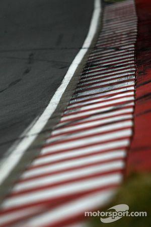 Encintado de circuito Gilles Villeneuve