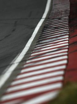 Circuit Gilles Villeneuve curbing