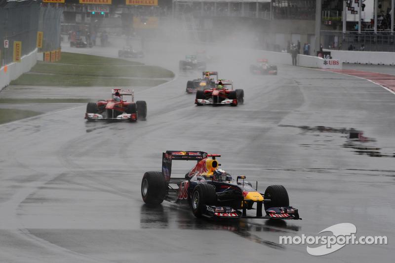 2.- Gran Premio de Canadá 2012