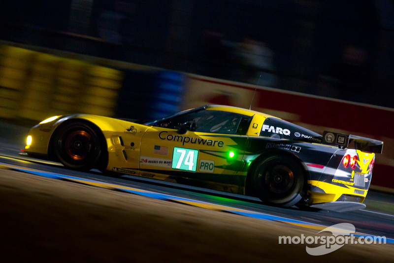 2011: #74 Corvette Racing Chevrolet Corvette C6 ZR1: Oliver Gavin, Jan Magnussen, Richard Westbrook