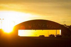 Zonsopgang Le Mans