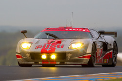#68 Robertson Racing Ford GT-Doran: Дэвид Робертсон, Андреа Робертсон, Дэвид Марри