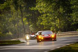 #59 Luxury Racing Ferrari 458 Italia: Stéphane Ortelli, Frédéric Makowiecki, Jaime Melo