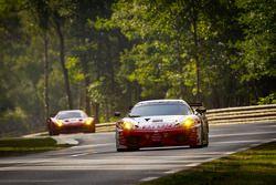 #83 JMB Racing Ferrari F430: Manuel Rodrigues, Jean-Marc Menahem, Nicolas Marroc