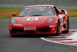 Algar Ferrari Ferrari F430 Challenge: Frank Fusillo