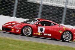Ferrari of San Diego Ferrari 458 Challenge: Al Hegyi