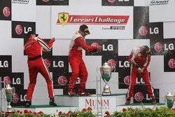 Ferrari of Houston Ferrari 458 Challenge: Cooper MacNeil, Ferrari of Ft. Lauderdale Ferrari 458 Chal