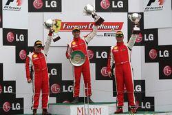 Ferrari of Ft. Lauderdale Ferrari F430 Challenge: Guy Leclerc, Ferrari of Ontario Ferrari F430 Chall