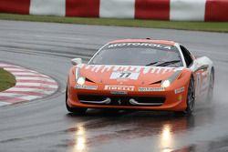 Ferrari of Silicon Valley Ferrari 458 Challenge: Harry Cheung