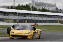 Ferrari of San Francisco Ferrari 458 Challenge: Charles Hall-Pinner