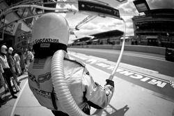 Corvette Racing tankman