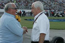 A.J. Foyt Jr., A.J. Foyt Enterprises, Roger Penske, Team Penske