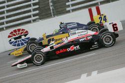 Ryan Briscoe, Team Penske, Ana Beatriz, Dreyer & Reinbold Racing