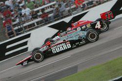 J.R. Hildebrand, Panther Racing, Justin Wilson, Dreyer & Reinbold Racing