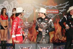 Dario Franchitti, Target Chip Ganassi Racing, Will Power, Team Penske