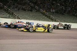 Alex Lloyd, Dale Coyne Racing, Ana Beatriz, Dreyer & Reinbold Racing, J.R. Hildebrand, Panther Racin
