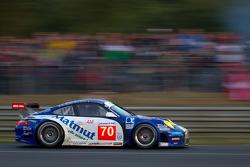 #70 Larbre Competition Porsche 911 RSR: Christophe Bourret, Pascal Gibon, Jean-Philippe Belloc