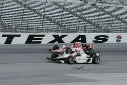 Wade Cunningham, Sam Schmidt Motorsports, Dario Franchitti, Target Chip Ganassi Racing