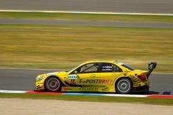 David Coulthard, Mücke Motorsport, AMG Mercedes C-Klasse