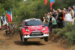 Evgeny Novikov and Dmitry Chumak (RUS), FORD FIESTA RS WRC