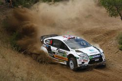 Mads Ostberg, Jonas Andersson, Ford Fiesta RS WRC, M-Sport Stobart Ford World Rally Team