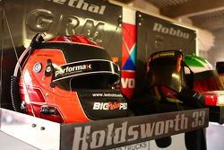 Lee Holdsworth's helm