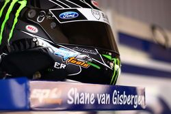 #9 SP Tools Racing: Shane van Gisbergen's helm