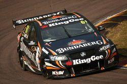 #61 Bundaberg Red Racing: Fabian Coulthard