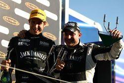 Rick Kelly pakt overwinning voor Jack Daniel's Racing