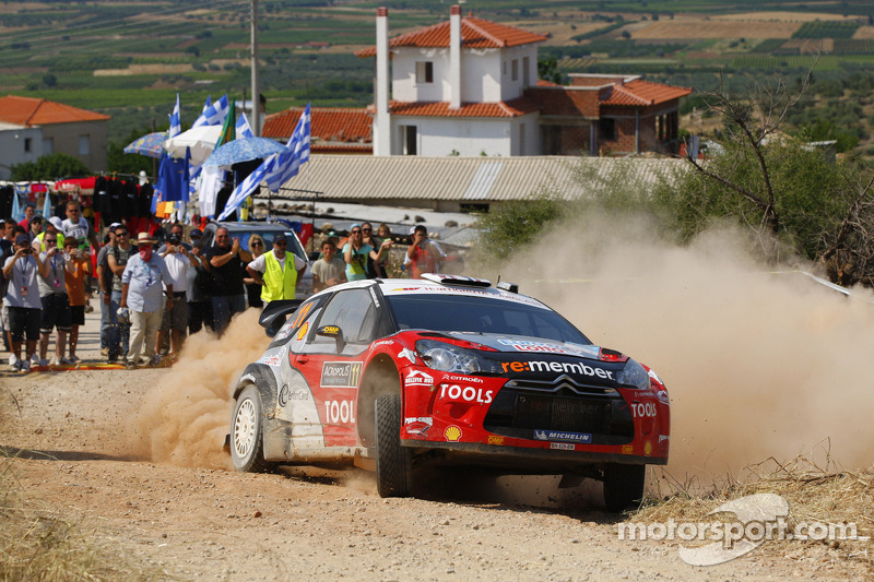 Petter Solberg y Chris Patterson, Citroen DS3 WRC, Petter Solberg Rallying