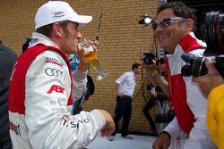 2de, Timo Scheider, Audi Sport Team Abt met Hans-Jürgen Abt