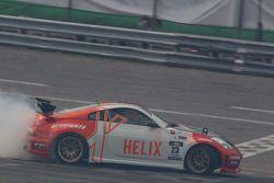 Matt Waldin, Helix Energy Drink 350Z