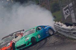 #17 Darren McNamara, Falken Tire Nissan 350Z