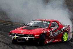 #84 Charles Ng, Evasive Motorsorts/Nitto Tire RX7