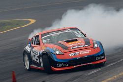 #64 Chris Forsberg, NOS Energy Drink Nissan 370Z