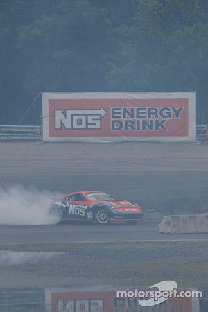 #64 Cheris Forsberg, NOS Energy Drink Nissan 370Z