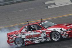 #9 Daijiro Yoshihara, Discount Tire/Falken Tire Nissan 240SX