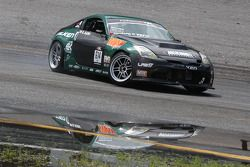 #614 Ryan Kado, Part Shop Max/RKR/Falken Tire 350Z