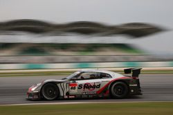 #46 S Road MOLA GT-R: Masataka Yanagida, Ronnie Quintarelli