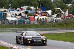 Audi race experience Audi R8 LMS GT3 : Frank Schmickler, Christian Bollrath, John Barker, Rudi Speic