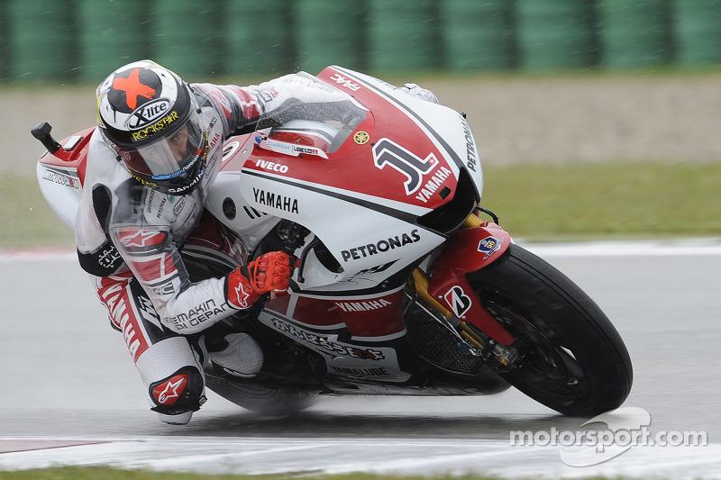 Yamaha Factory Racing - Jorge Lorenzo - GP de Holanda 2011