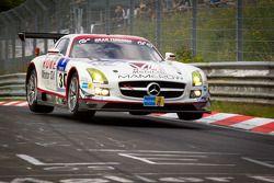 Mamerow / Rowe Racing Mercedes-Benz SLS AMG GT3 : Chris Mamerow, Armin Hahne, Pierre Kaffer