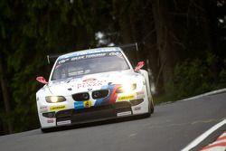 #7 BMW Motorsport BMW M3GT: Andy Priaulx, Dirk Müller, Dirk Werner, Dirk Adorf