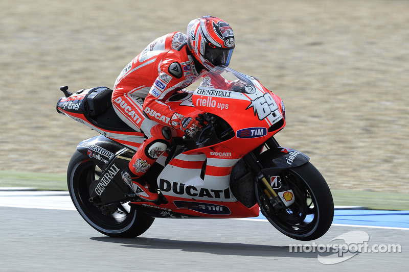 Nicky Hayden, Ducati Team, 2011