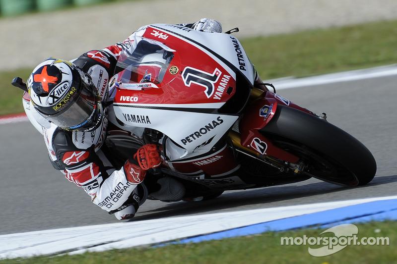Assen-Grand-Prix 2011: Jorge Lorenzo (Yamaha)